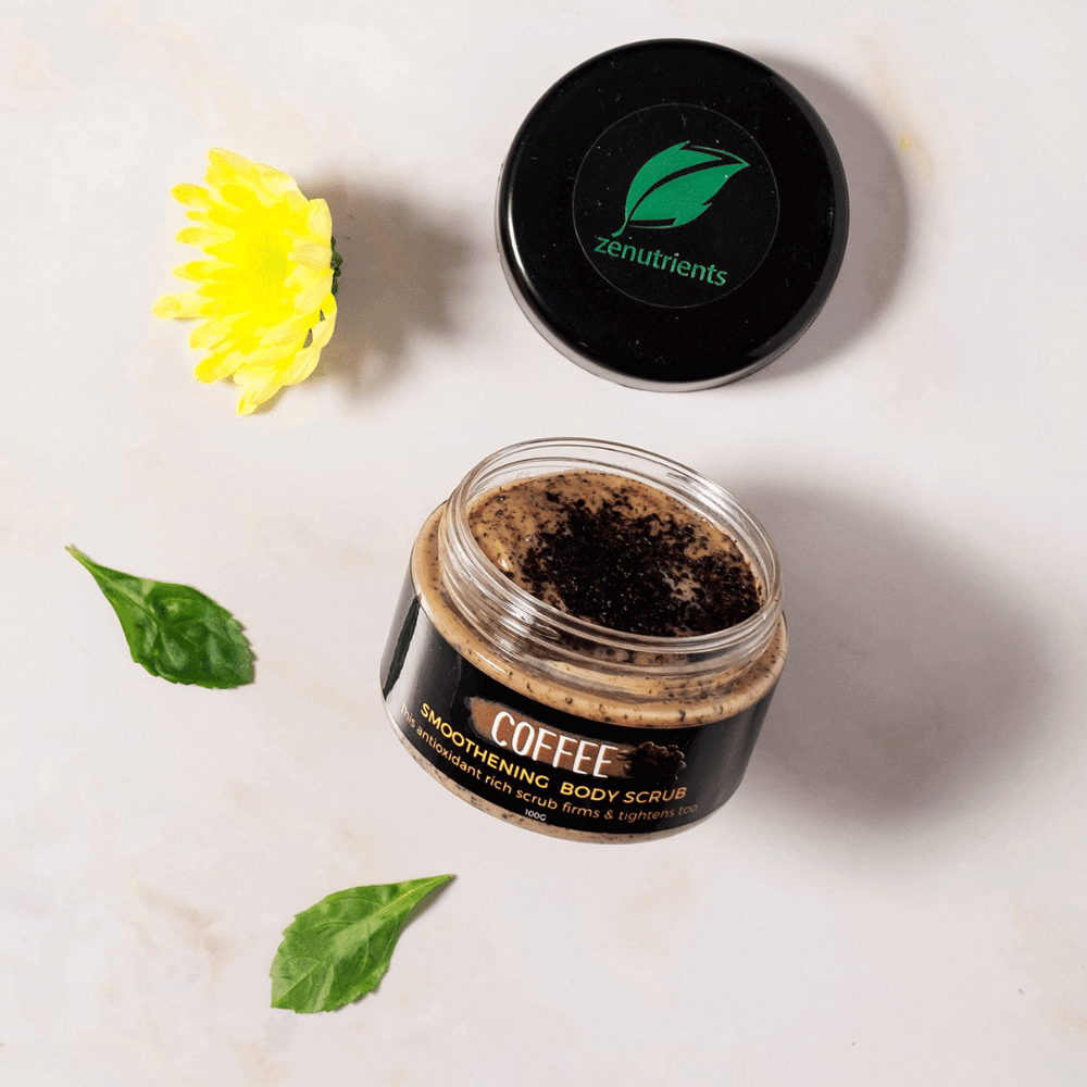 Coffee Smoothening Body Scrub – 300g