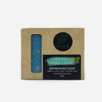 Eucalyptus, Peppermint & Oatmeal Refreshing Soap 100g
