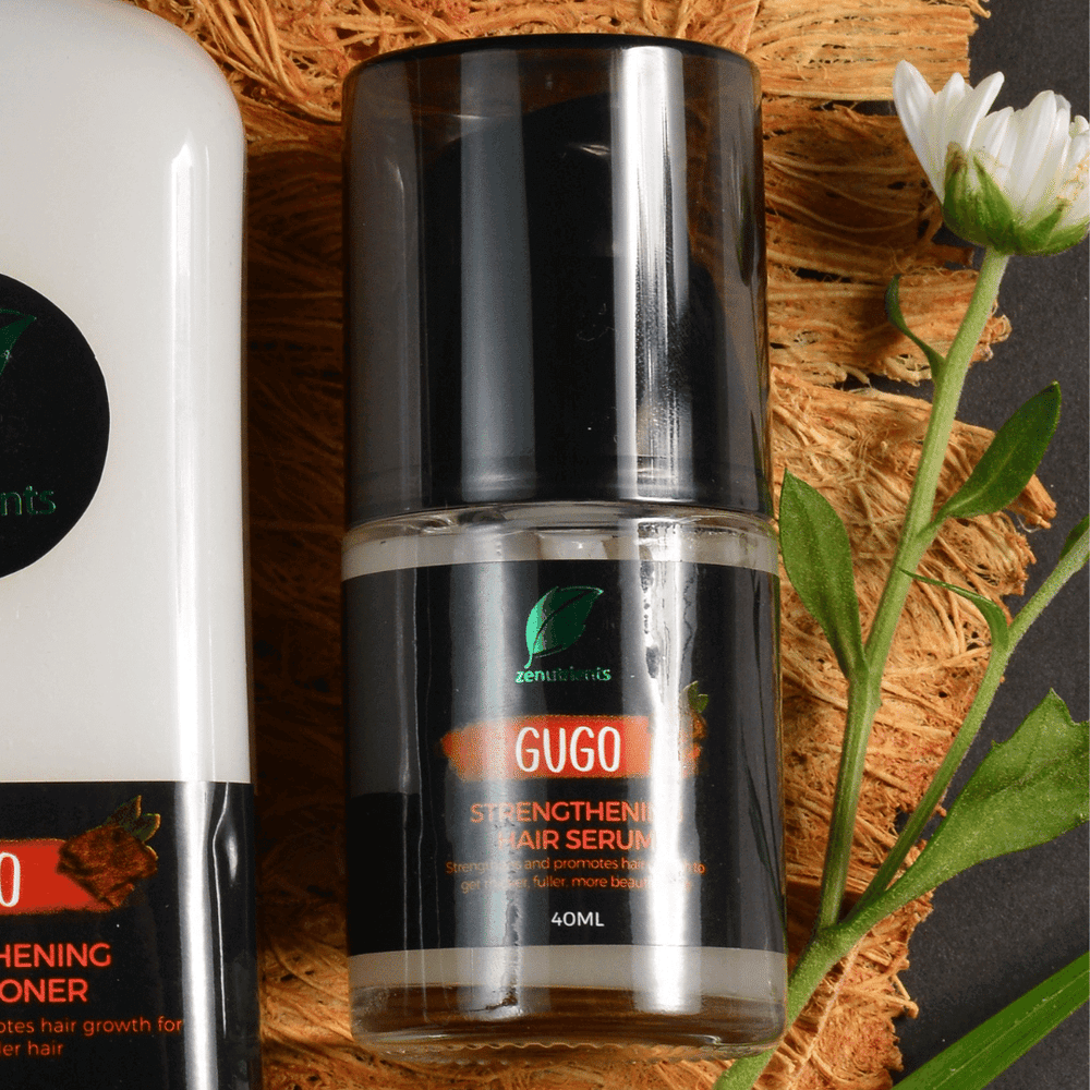 Gugo Strengthening Hair Serum - 40ml