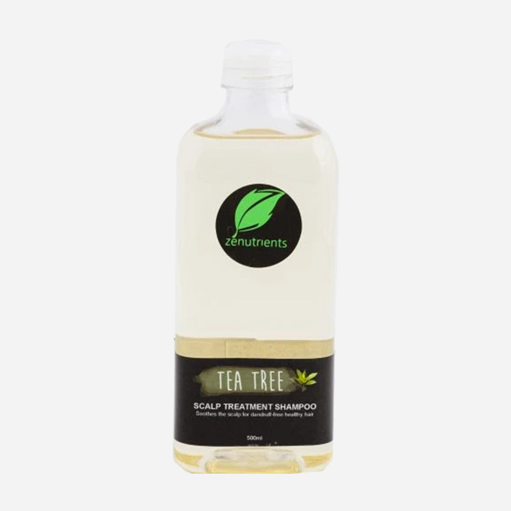 Tea Tree Scalp  Shampoo - 500ml