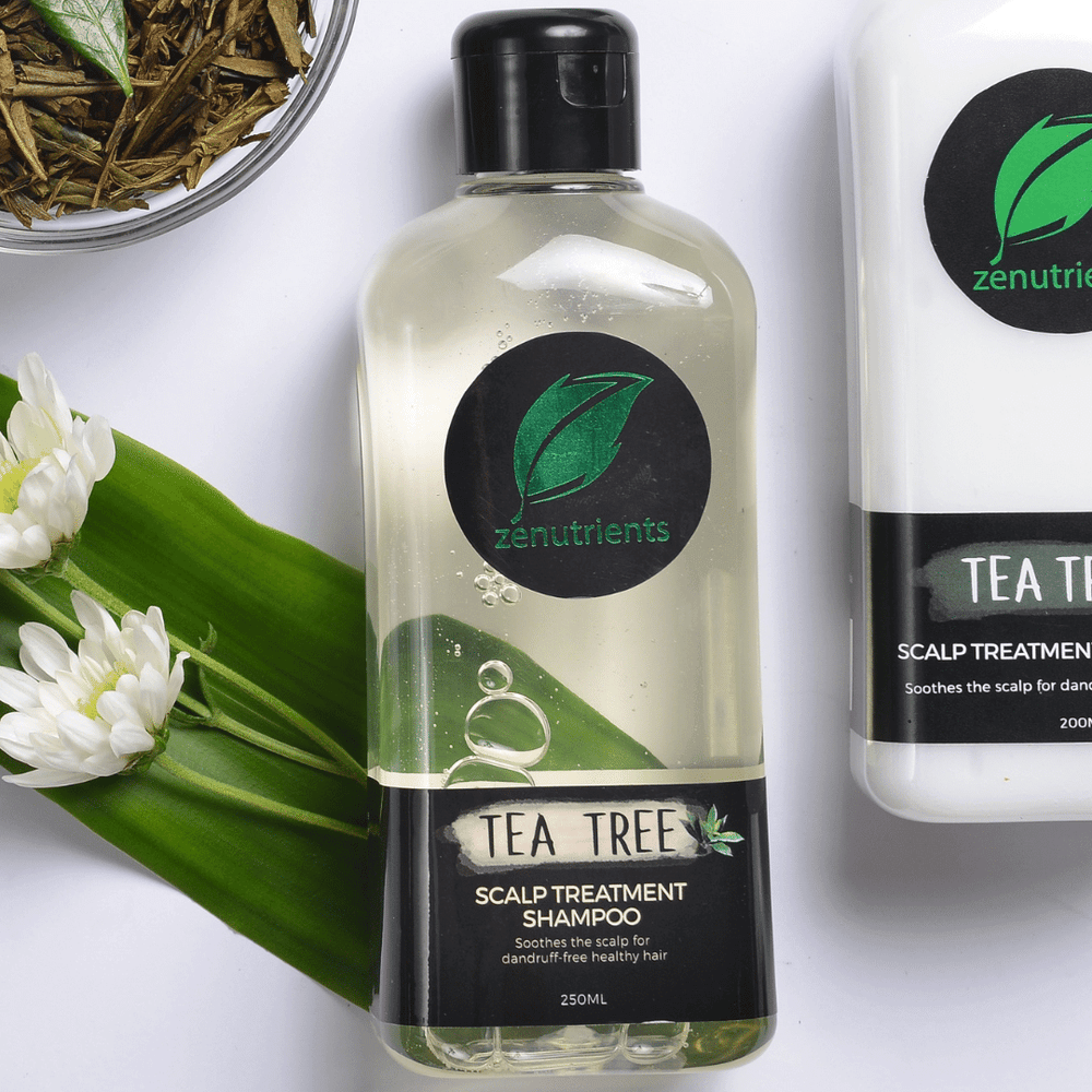 Tea Tree Scalp  Shampoo - 250ml