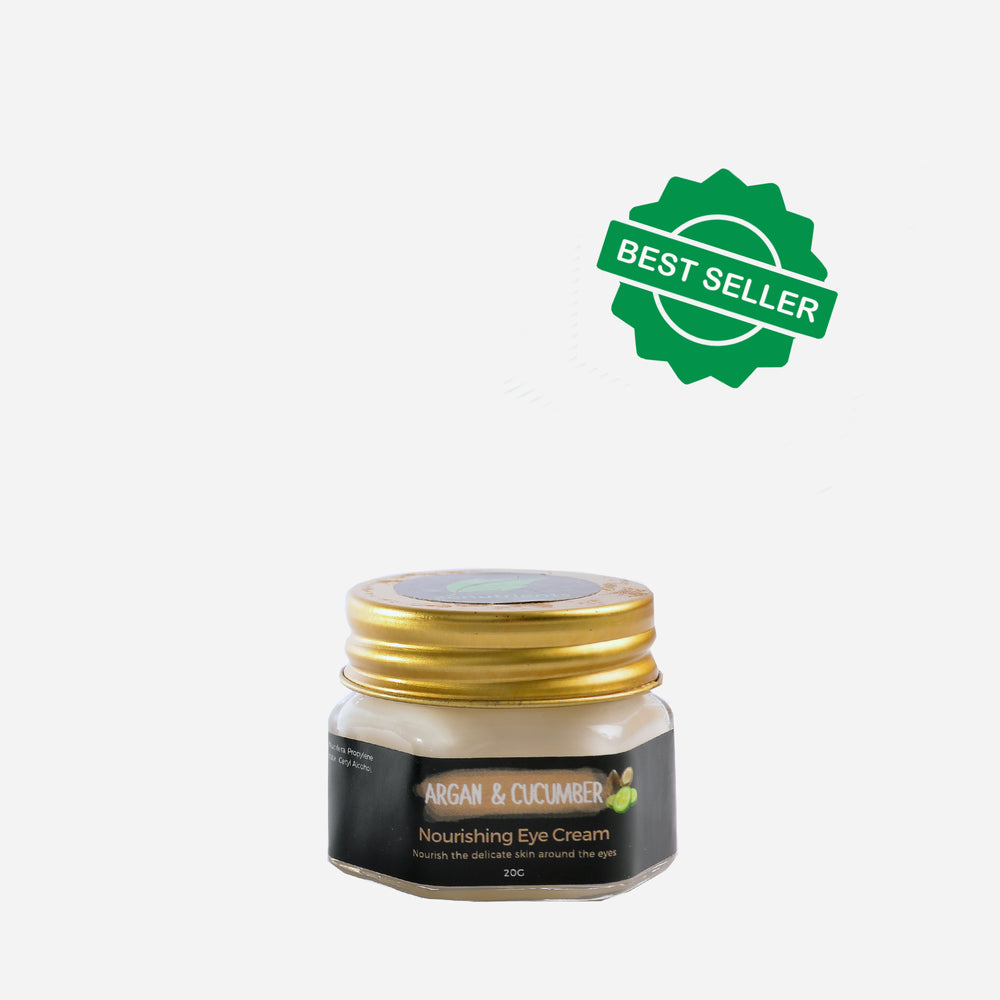 Argan & Cucumber Nourishing Eye Cream 20g