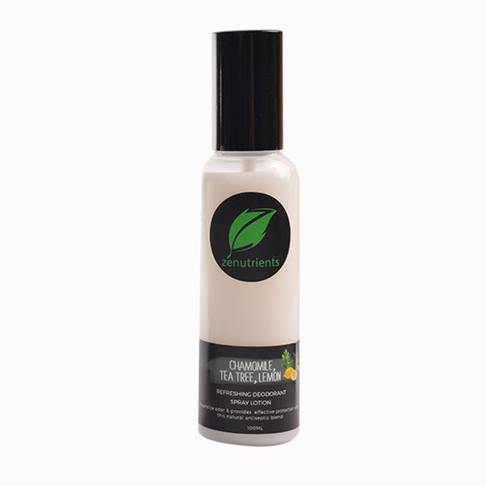 Chamomile Refreshing  Deodorant Spray Lotion - 100ml