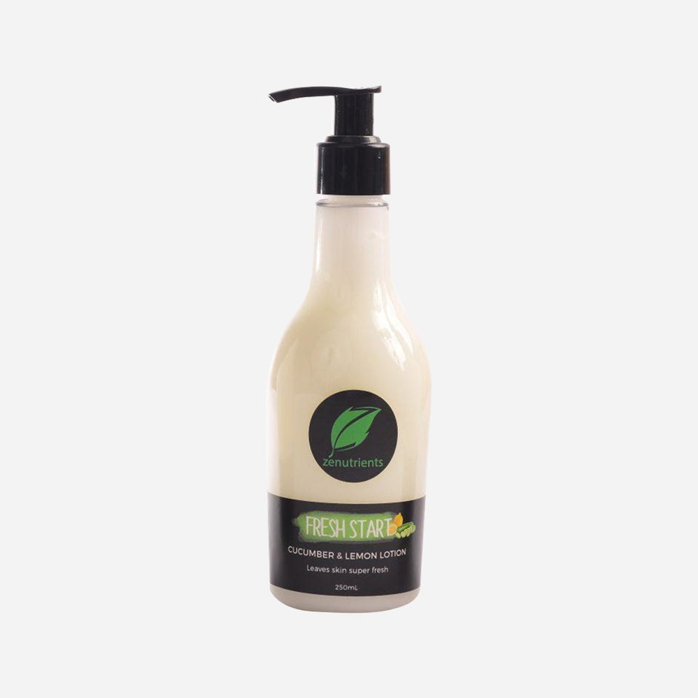 Fresh Start Cucumber & Lemon Premium Lotion 250ml