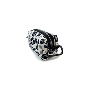 Animal Print Bag Holder w/ Carabiner