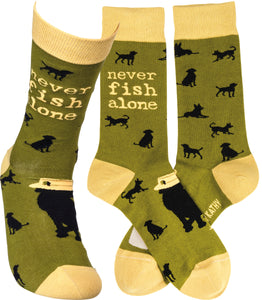 Primitives by Kathy Dog Themed Socks