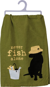Primitives by Kathy Dog Themed Kitchen Dish Towels