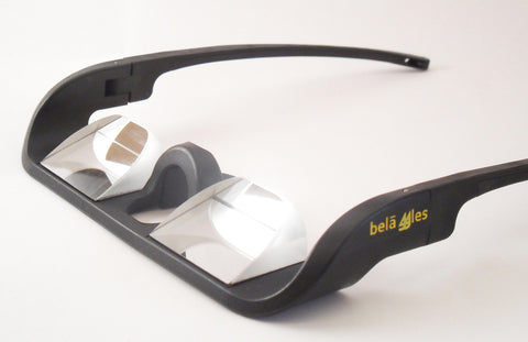 Belaggles Belay Glasses - Carbon Black