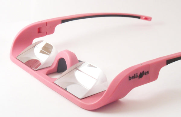 Belaggles Belay Glasses - Hot Pink