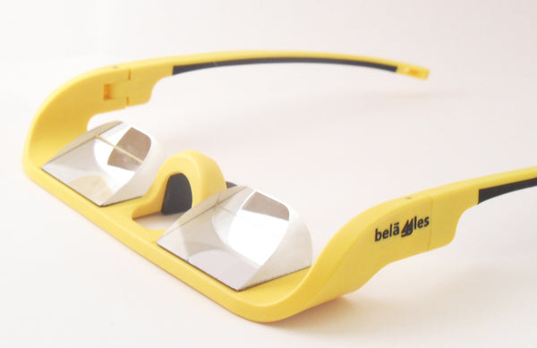 Belaggles Belay Glasses - Lemon Yellow