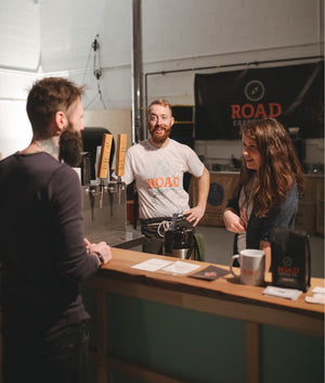 Road Coffee Co Coffee Stand