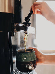 drip coffee, paper filter, what has more caffeine drip or espresso