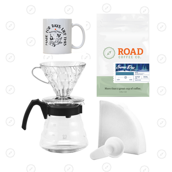 Craft Pourover Gift Set