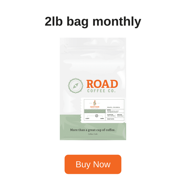 2lb Coffee Subscription
