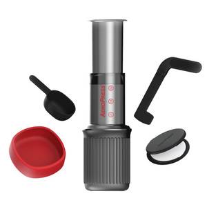 items included with aeropress go