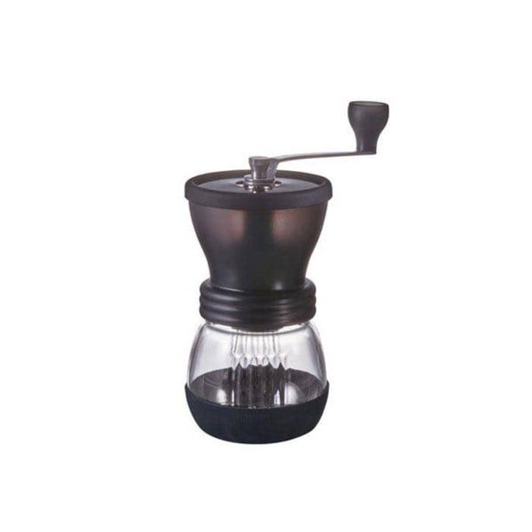 The Hario Coffee Grinder is the best hario burr grinder for both at home coffee and office coffee beans, ensuring a consistently ground coffee. Available from the best Canadian coffee roaster.