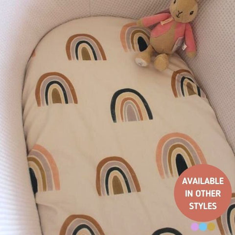 Bassinet Sheet - Cotton