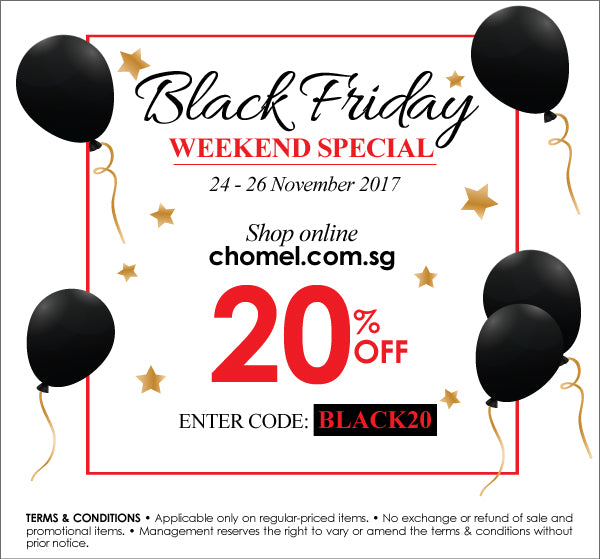 Black Friday Weekend Special