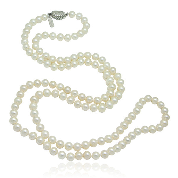 "6-7mm Freshwater Pearl 36"" Necklace"