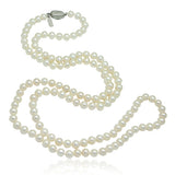 "36"" 7-8mm Freshwater Pearl Necklace"