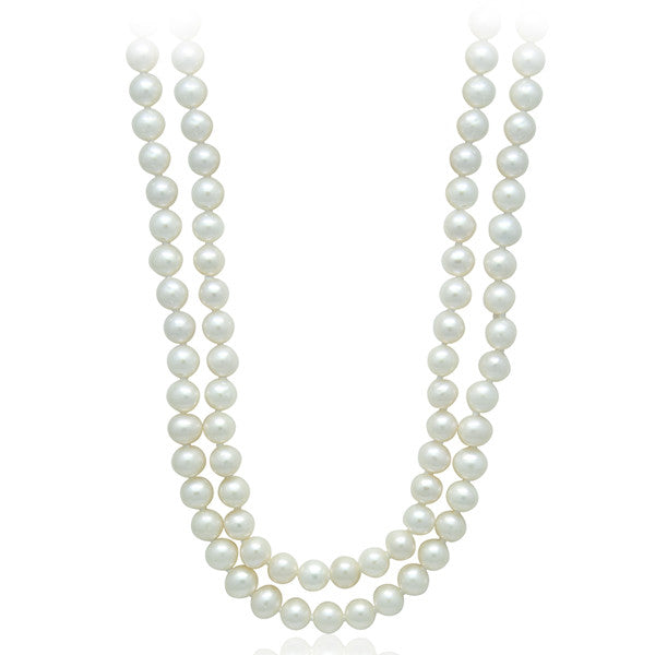 "7-8mm Freshwater Pearl 36"" Necklace"