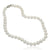 "17"" 10-11mm Freshwater Pearl Necklace"