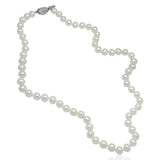 "20"" 7-8mm Freshwater Pearl Necklace"