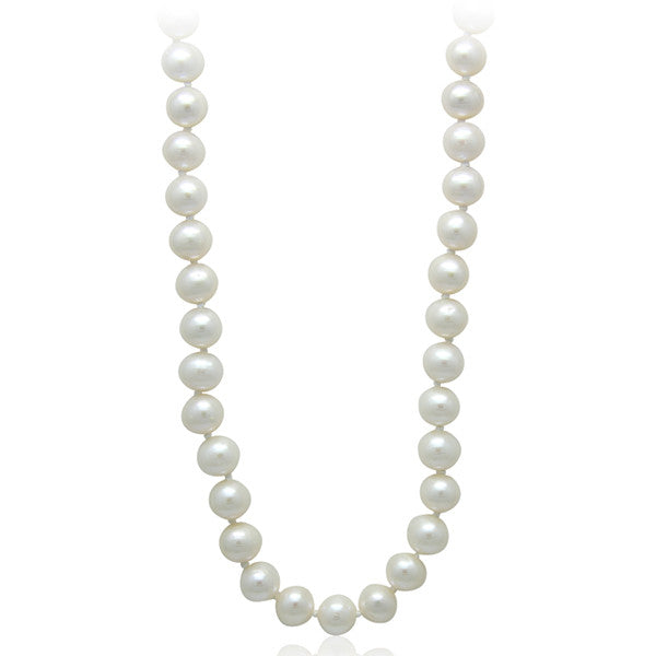 "7-8mm Freshwater Pearl 20"" Necklace"