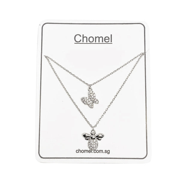 Butterfly & Bee Necklace - CHOMEL