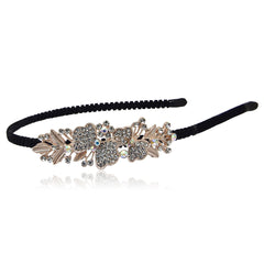 Crystal Rose Gold Hairband