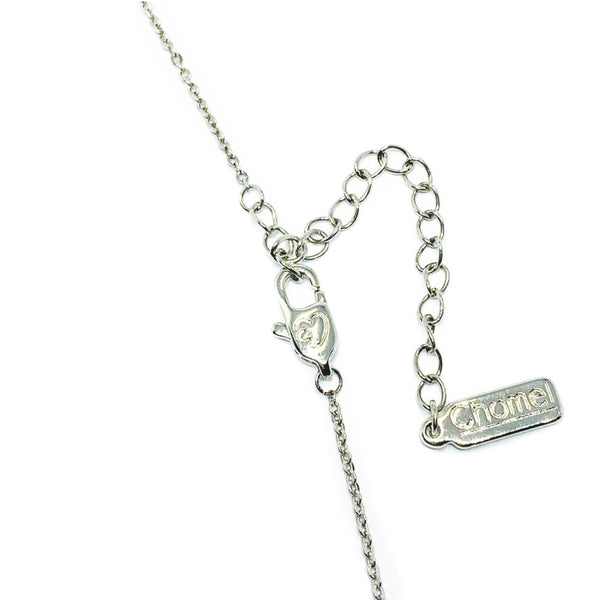 Cherry Cubic Zirconia Necklace - CHOMEL