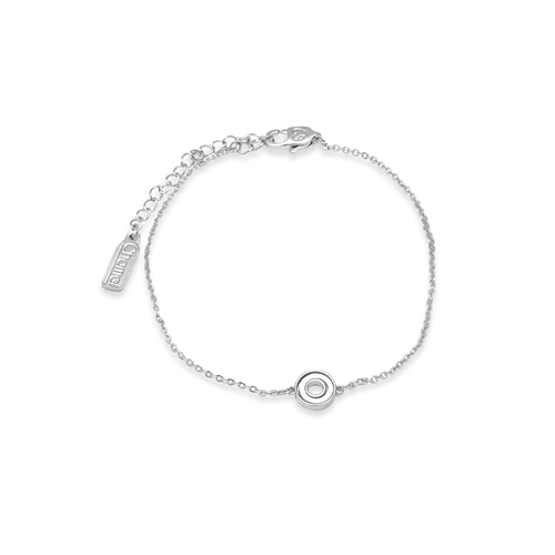 Round Mother of Pearl Bracelet - CHOMEL