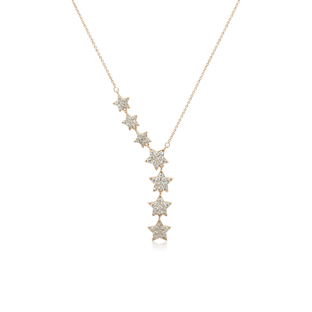 Heartbeat Cubic Zirconia Necklace