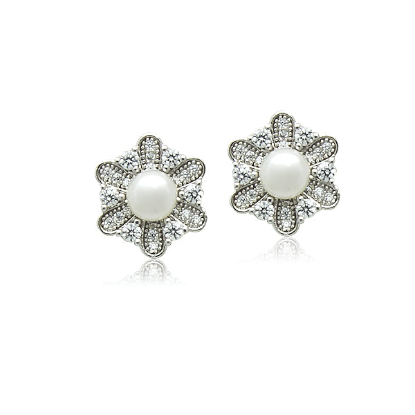 5mm Freshwater Pearl Stud Earrings