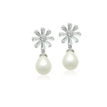 7-8mm Freshwater Pearl Stud Earrings