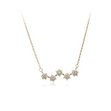 Star Cubic Zirconia Necklace