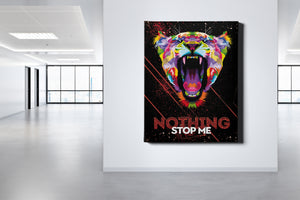 NOTHING STOP ME