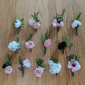 Boutonniere - Wild Flower Shop