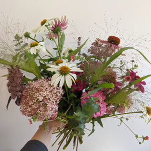 Bridal Bouquet - petite - Wild Flower Shop