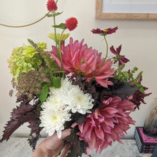 Load image into Gallery viewer, Bridal Bouquet - petite - Wild Flower Shop
