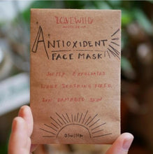 Load image into Gallery viewer, Antioxidant face mask - Wild Flower Shop