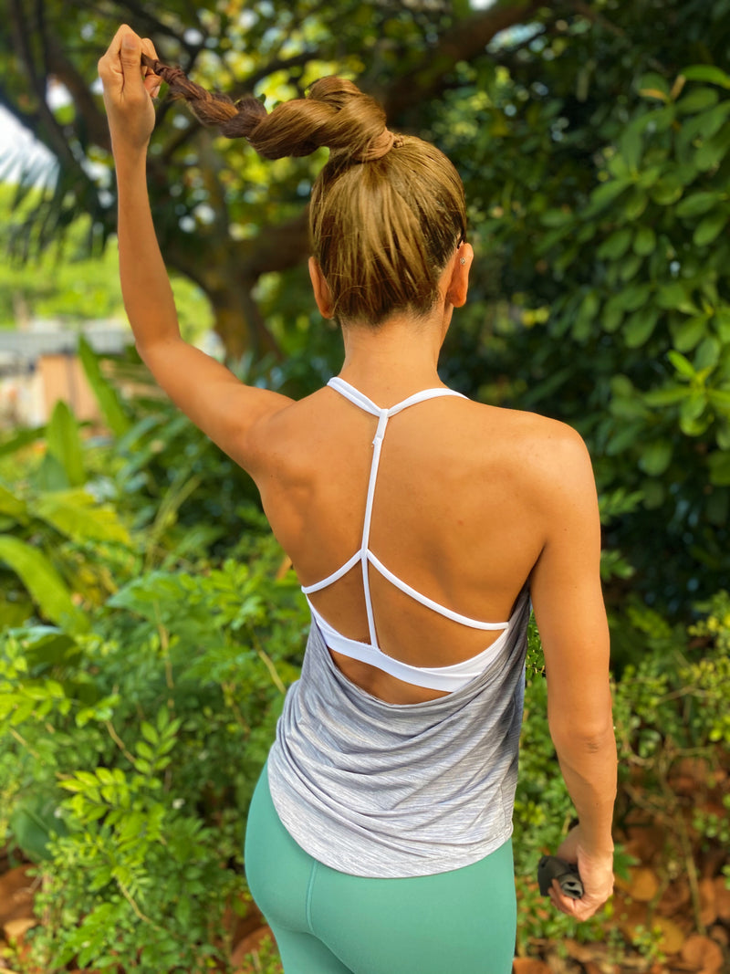 SEXY BACK Bra Tank Top - Ikadancewear
