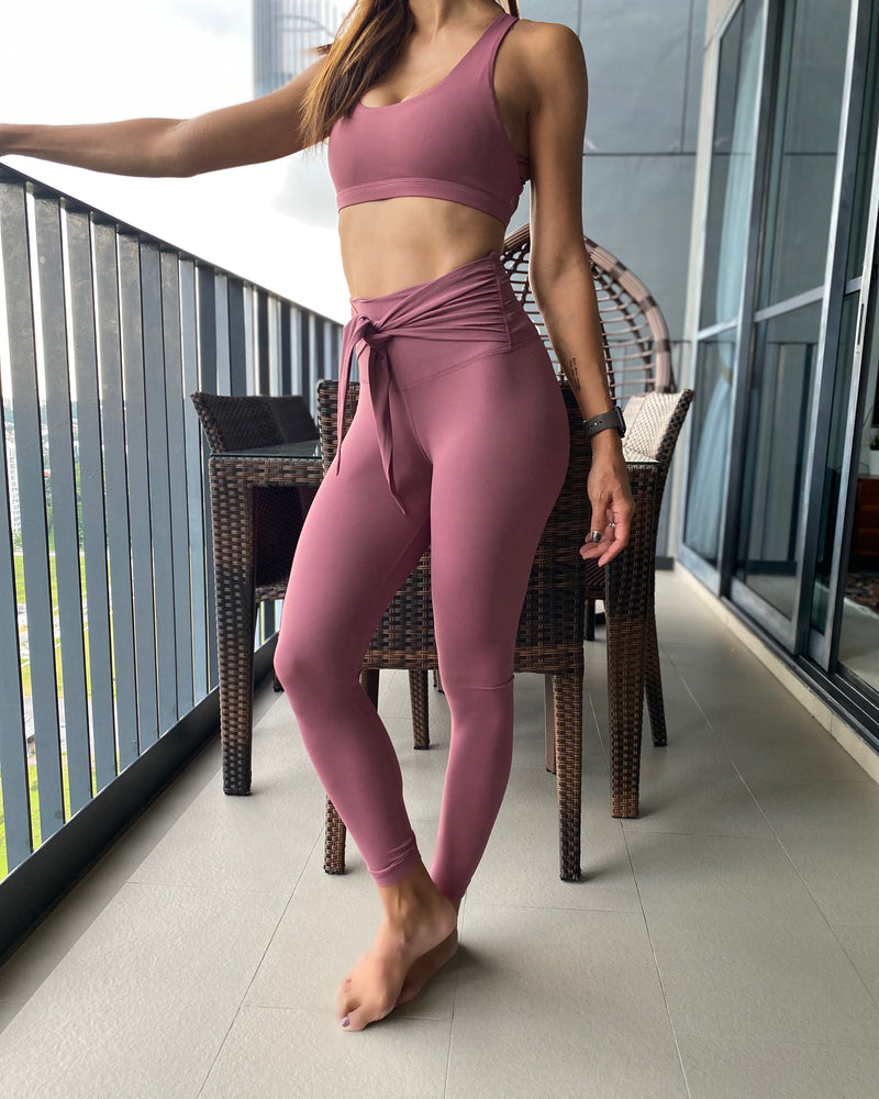 TIE TIE Leggings - Ikadancewear