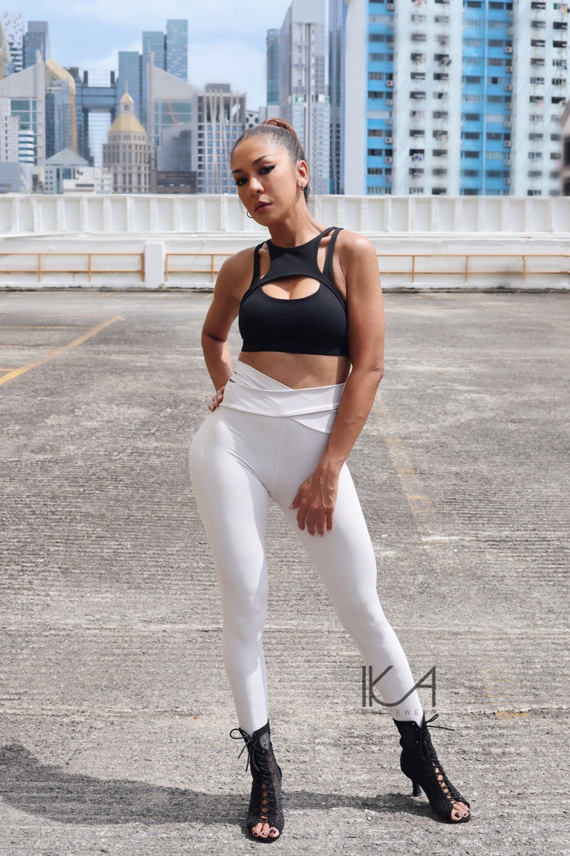 CUTOUT leggings - Ikadancewear