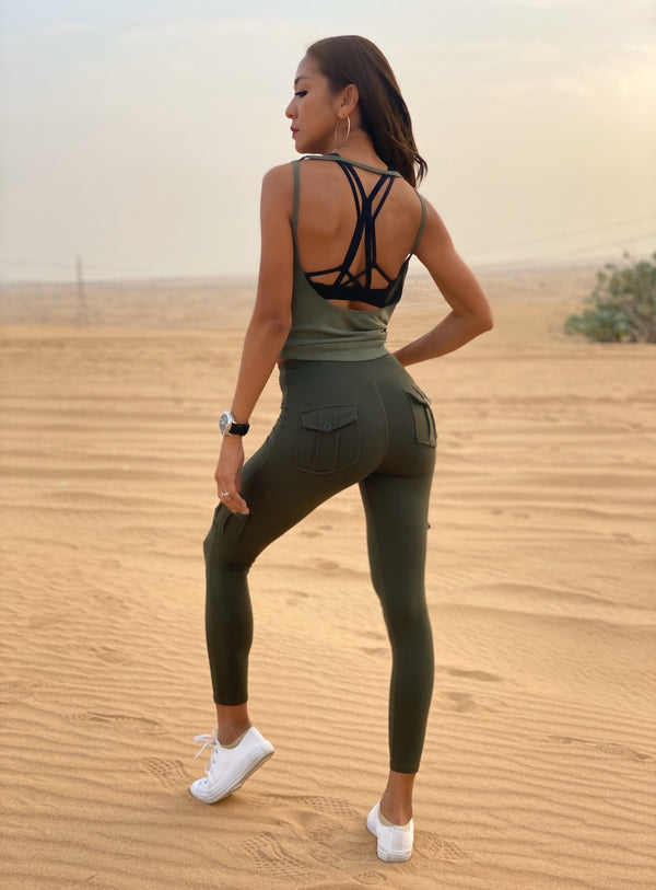 CARGO Leggings - Ikadancewear