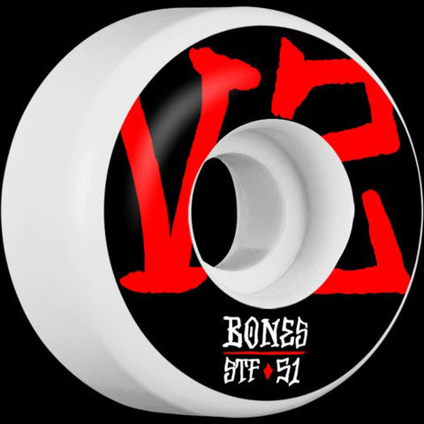 Bones STF V2 Annuals 51mm