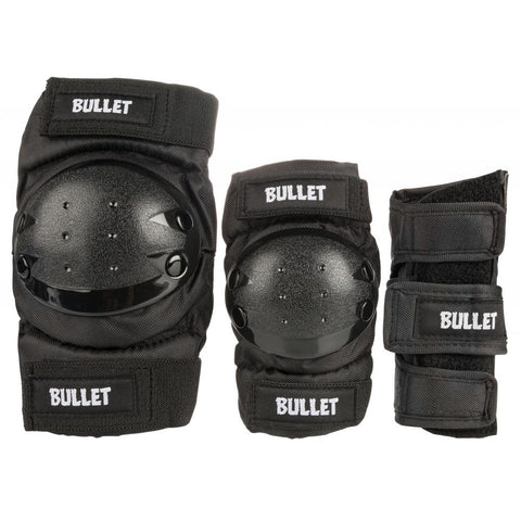Bullet Combo Padset Junior Black