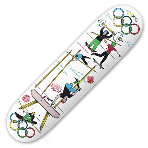 Drawing Boards - No-lympics 8.8""
