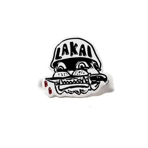 Lakai Street Dogs Pin