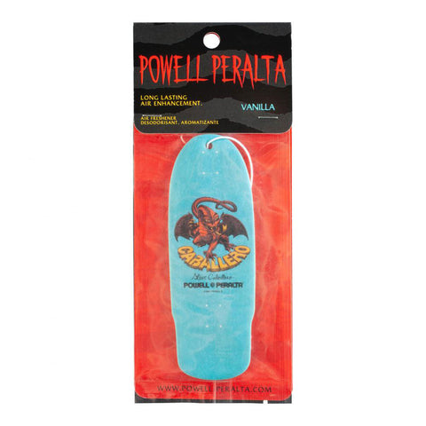 Powell Peralta OG Cab Dragon Air Freshener Vanilla